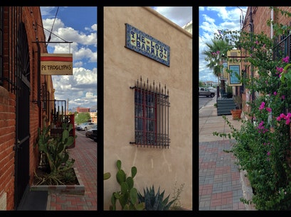 The Lost Barrio  Tucson Arizona United States