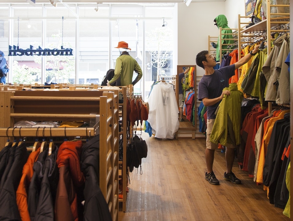 Gear Up for Outdoor Sports at Montbell