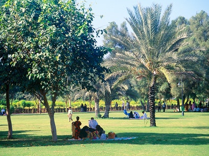 Safa Park Dubai  United Arab Emirates