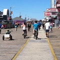 Wildwood Boardwalk Wildwood New Jersey United States