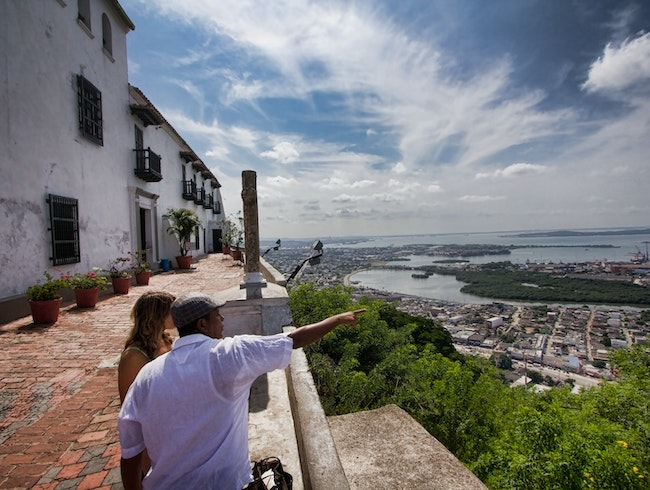 Get the Big Picture of Cartagena