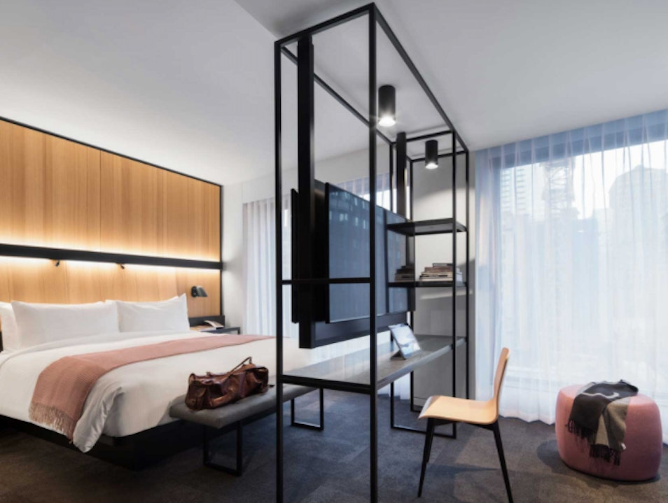 Hotel Monville Montreal  Canada