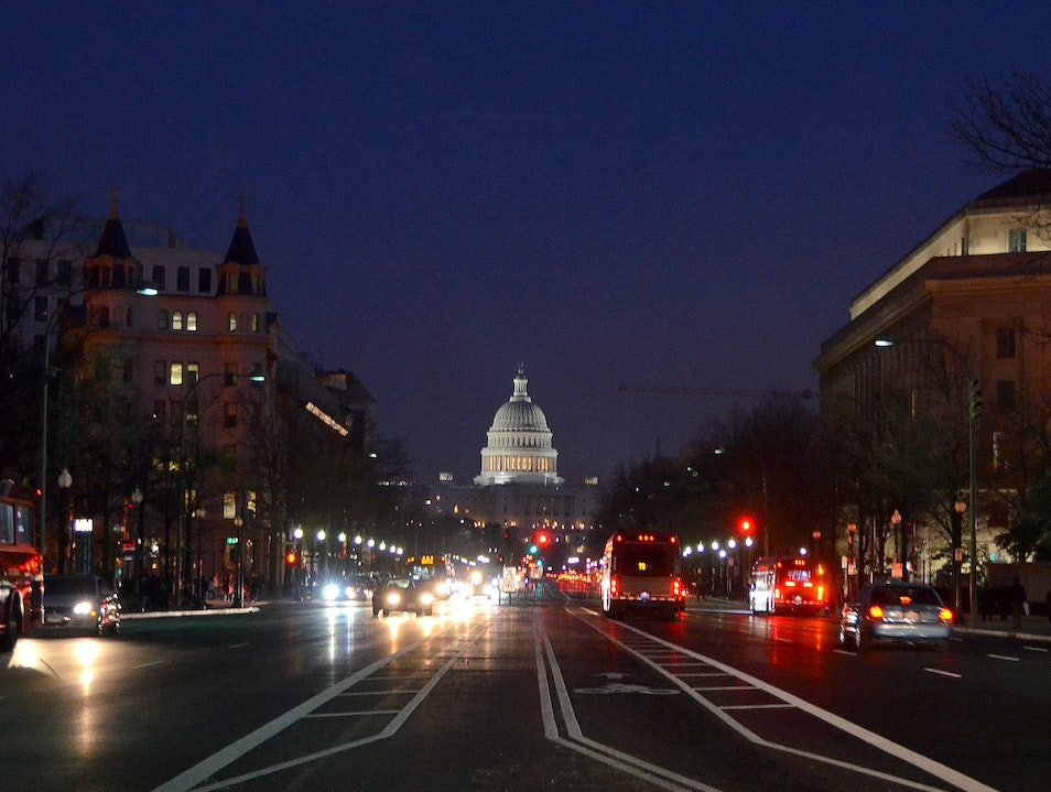 D.C. by Night Washington, D.C. District of Columbia United States