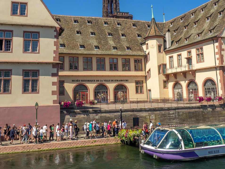 Historical Museum of Strasbourg   France