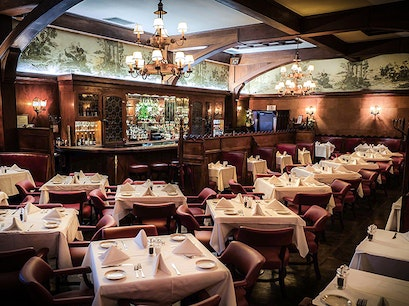The Musso & Frank Grill Los Angeles California United States