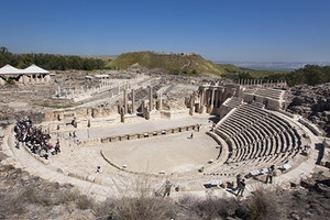 Beit She'an National Park
