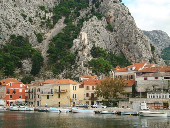 Omiš - 13th Century Fortress