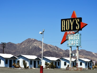 Roy's Amboy California United States