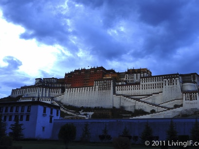 Potala Palace Lhasa  China
