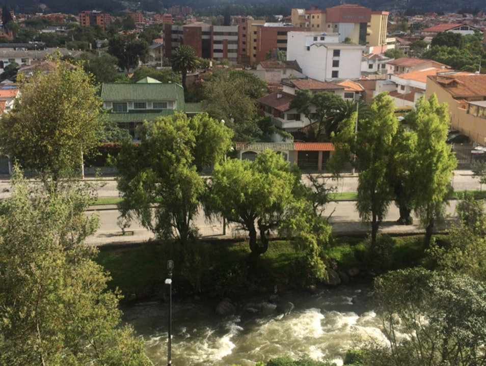 Secret View from Cuenca's Panama Hat Museum