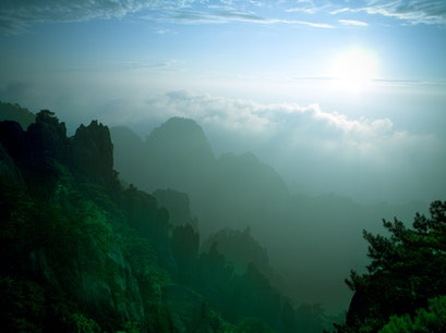 Huangshan Mountain Huangshan  China