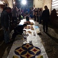 The Infiorata-Night Spello  Italy