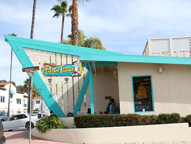 Iconic Fish Tacos in San Clemente