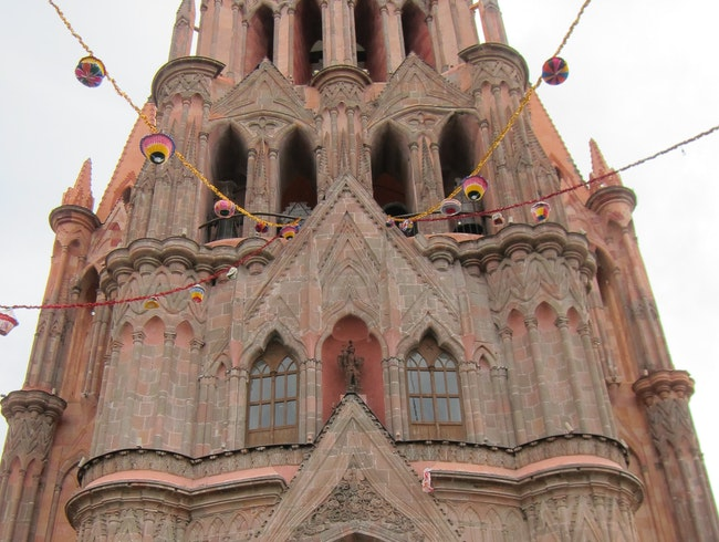 The Most Photographed Church in Mexico
