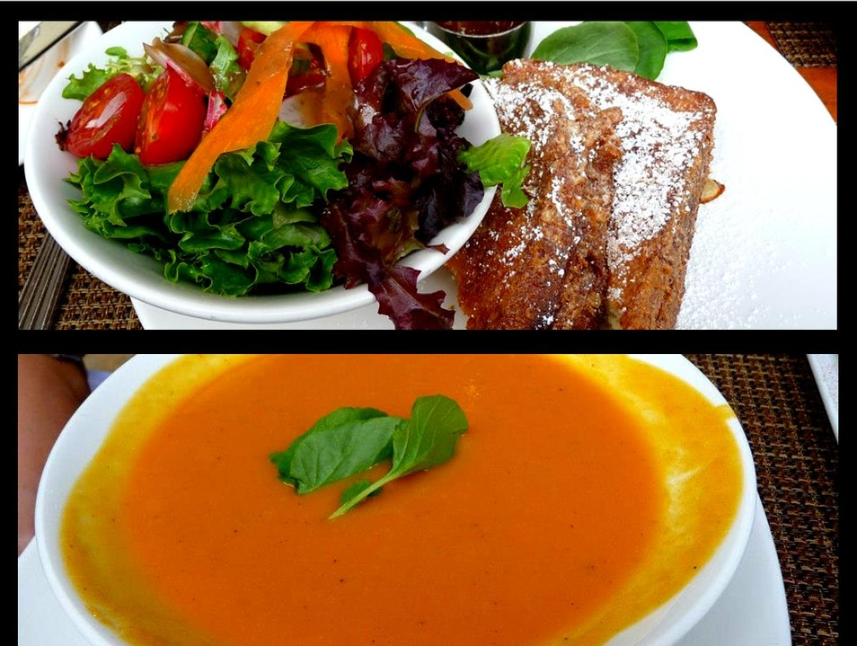 Delicious Food to Satisfy a Ravenous Appetite Rancho Palos Verdes California United States