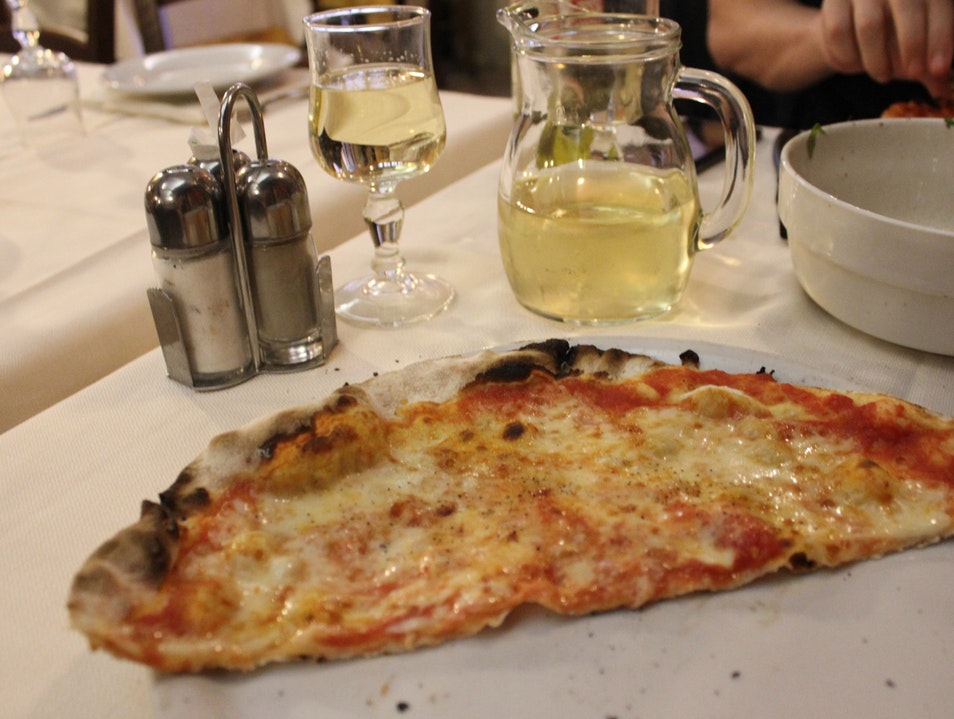 Best Meal I have ever had Rome  Italy