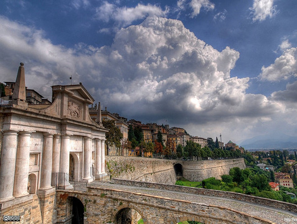 Bergamo High and Low Bergamo  Italy