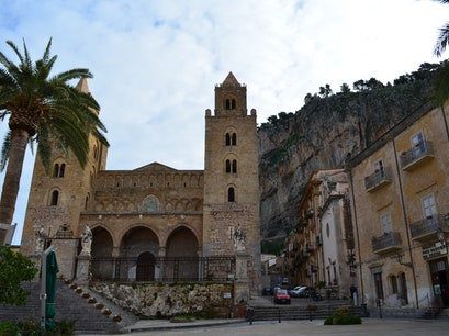Cefalù Church Cefalù  Italy