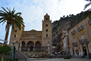 Cefalù Church