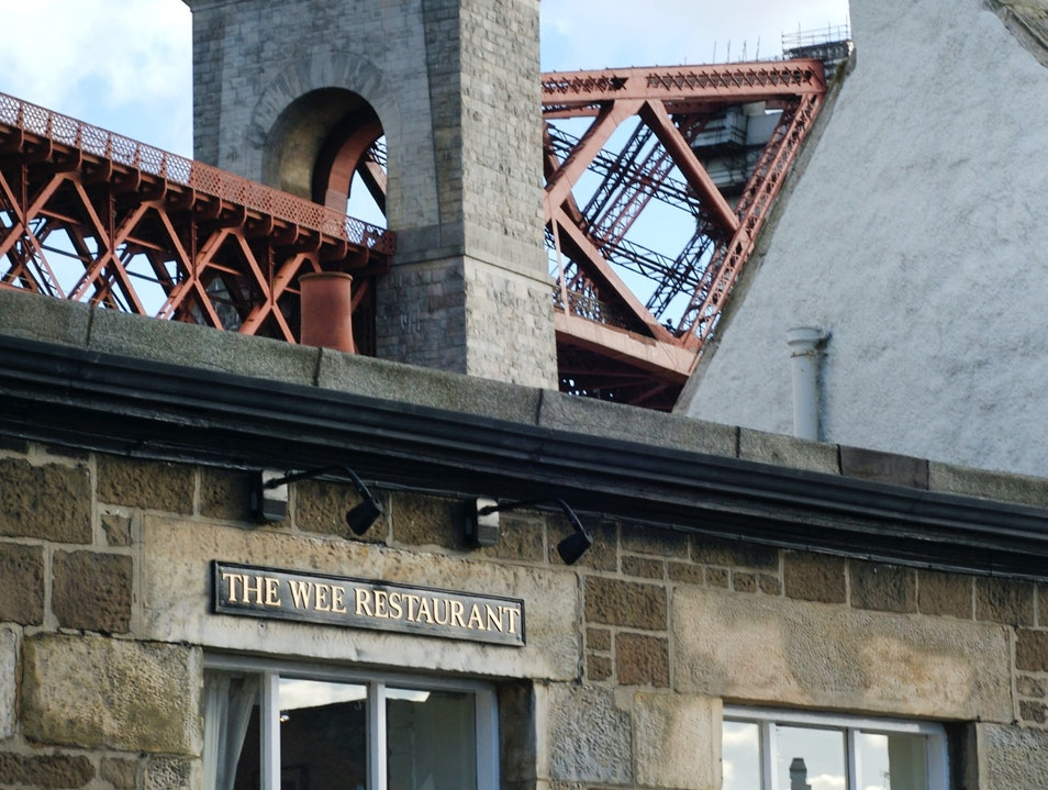 The Wee Restaurant North Queensferry  United Kingdom