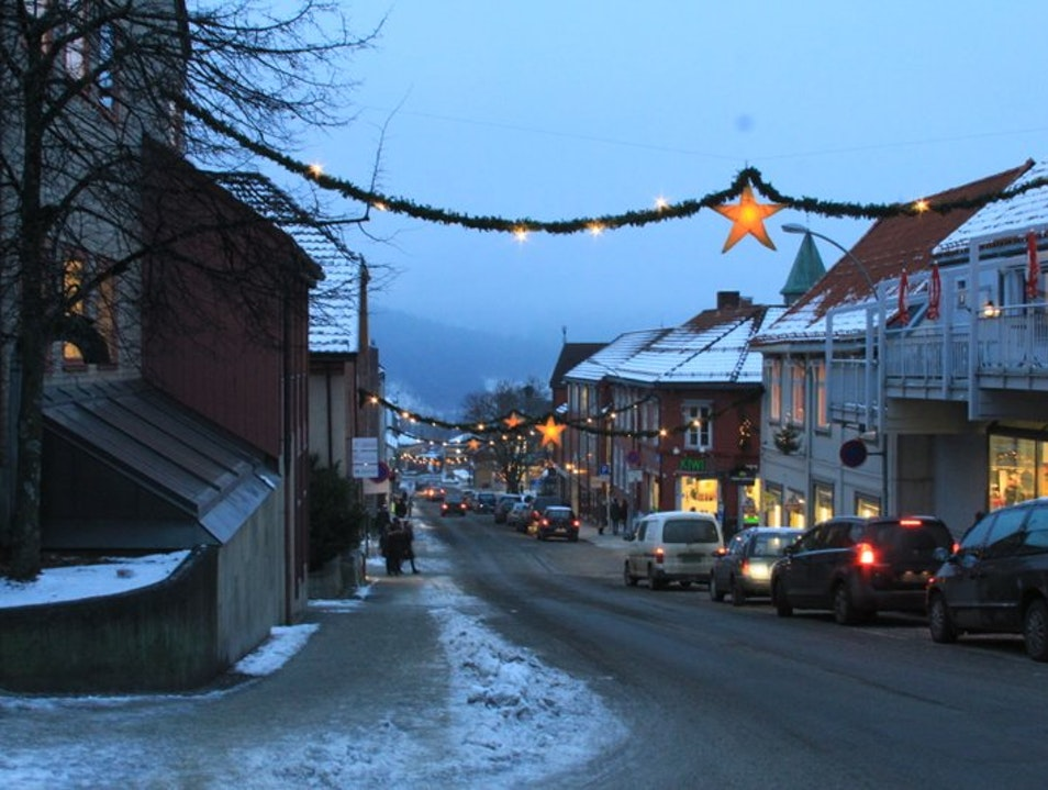 A Charming Nordic Town Lillehammer  Norway