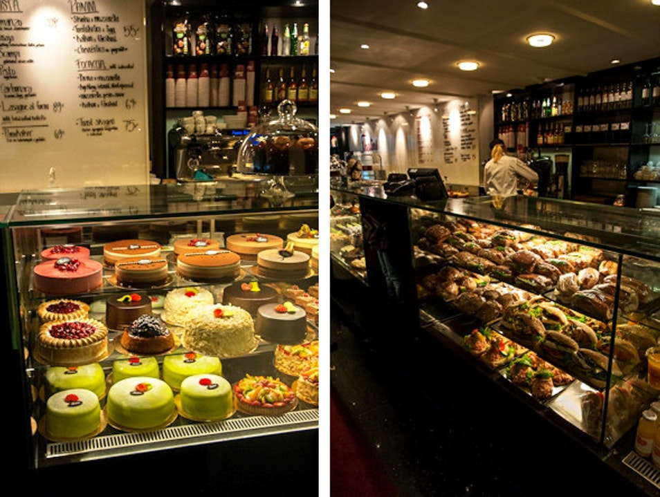 Classic Cakes at Thelins Stockholm  Sweden