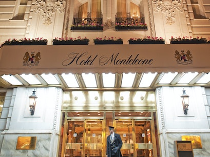 Hotel Monteleone New Orleans Louisiana United States