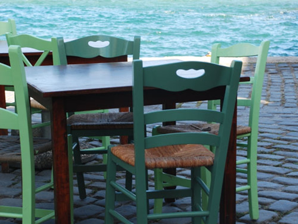 Athens Tips Part 8 - Finding a Taverna