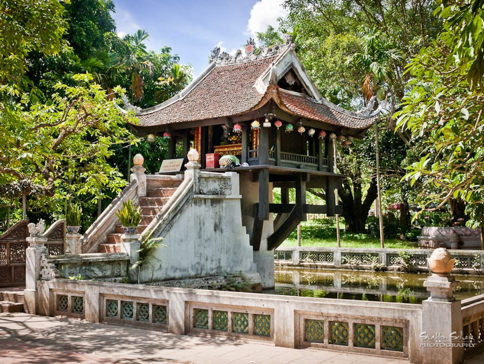 Visit One of Vietnam's Most Iconic Pagodas