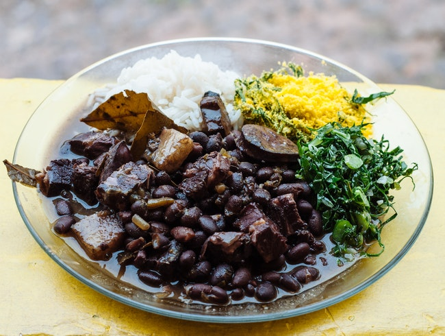 Feijoada on Sunday