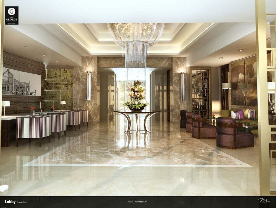 The New Luxe in Lagos Lagos  Nigeria