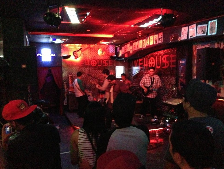 Alt-Rock at Livehouse Tamuning  Guam