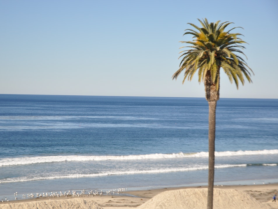 Shed winter and come to SoCal!