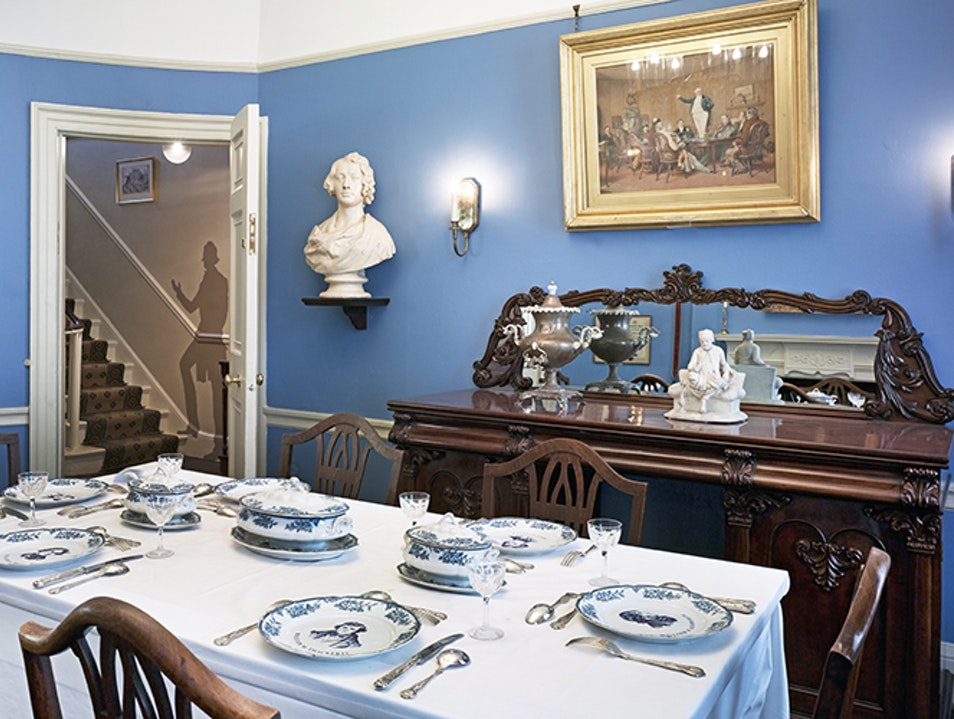 Step into the Victorian Home of Charles Dickens London  United Kingdom