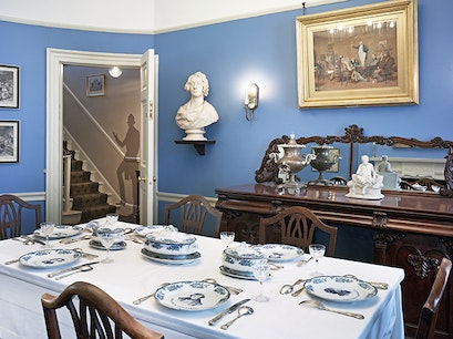 Charles Dickens Museum London  United Kingdom