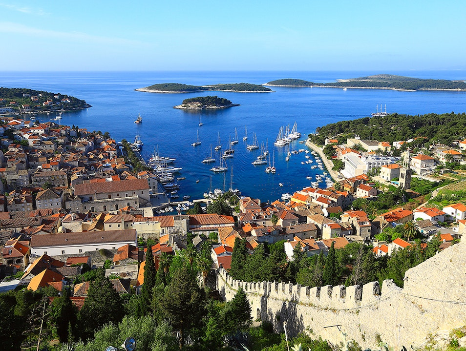 DURING THE SUMMER, WE LOVE…CROATIA Trogir  Croatia