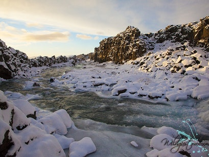 Pingvellir National Park South  Iceland