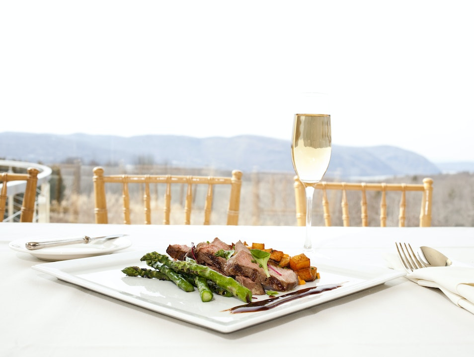 Hudson Valley: Food with a View  Garrison New York United States