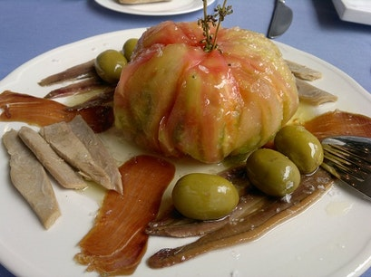 Restaurante los 7 Percebes Valencia  Spain