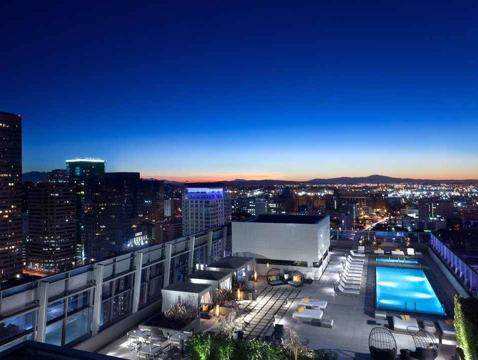 The Ritz-Carlton, Los Angeles Los Angeles California United States