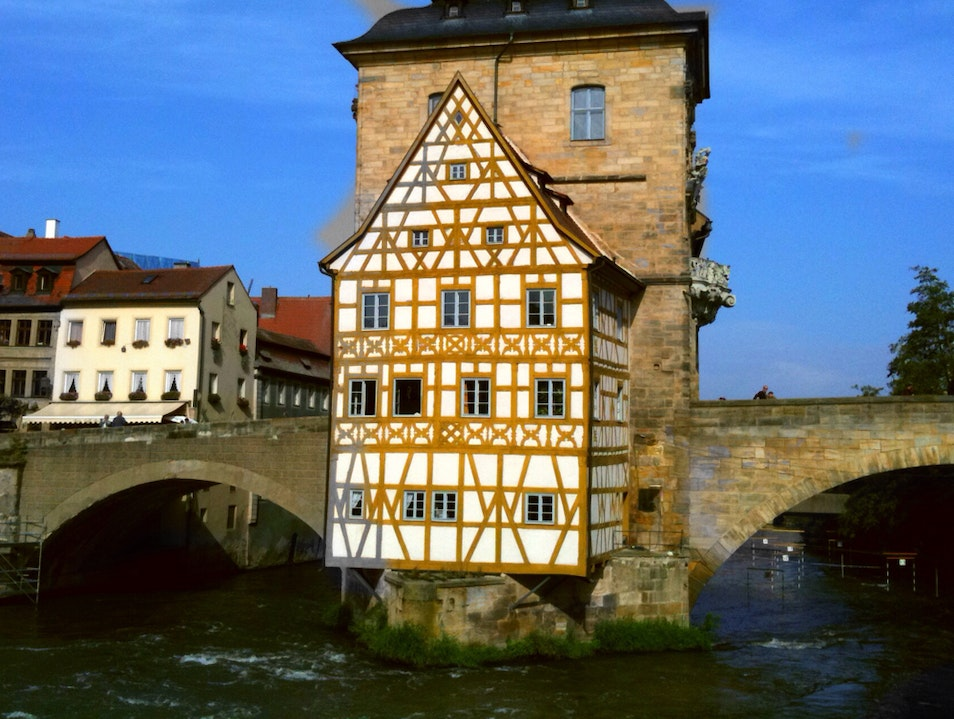 A Walk Back to the Middle Ages