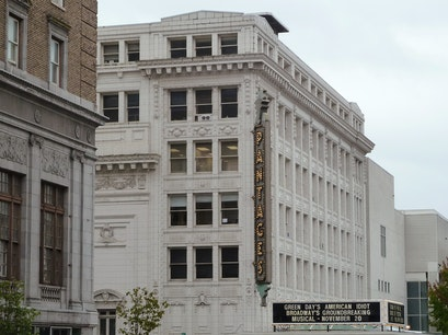 Pantages Theater Tacoma Washington United States
