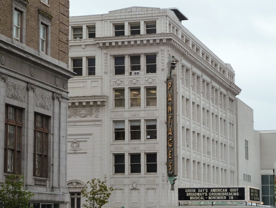 The Outrageous Pantages