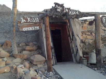 La Kiva Restaurant & Bar Terlingua Texas United States