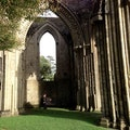Glastonbury Abbey Glastonbury  United Kingdom