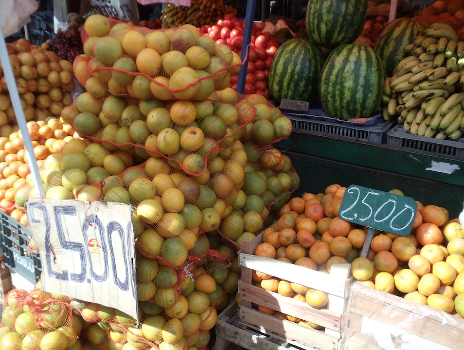 Asuncion Mercado - Everything you could possibly ever need.  And more.