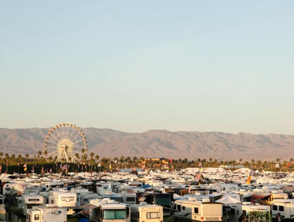 California's Country Music Festival Indio California United States