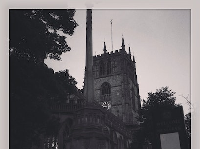 St Mary's Church Nottingham  United Kingdom