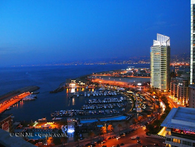 Ultimate Beiruti Luxury Hotel