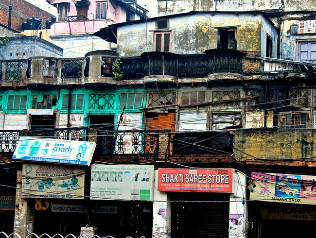 When Chandni Chowk Really Comes Alive